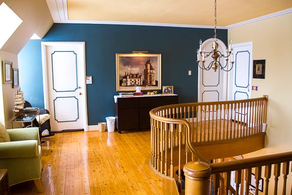 1er étage - Château Murdock - Chicoutimi - Saguenay-Lac-St-Jean