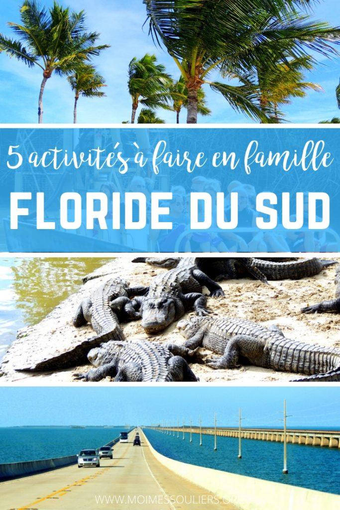 À faire en Floride avec une famille