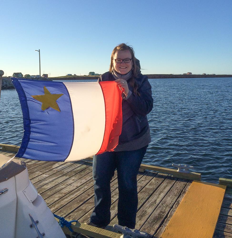Jennifer - Îles-de-la-Madeleine