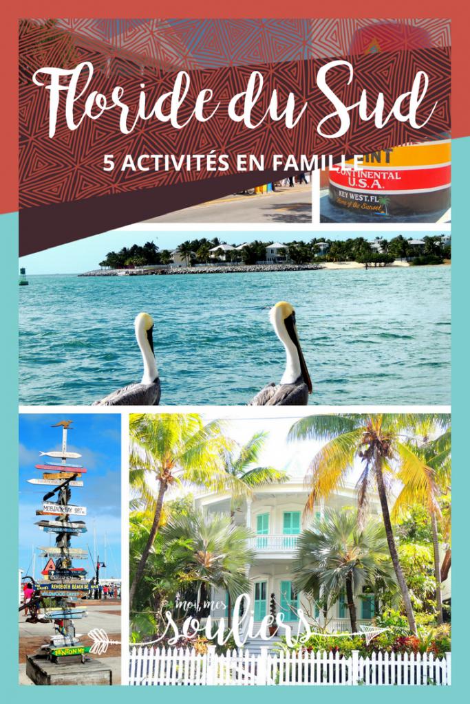 Pinterest Floride du Sud en famille