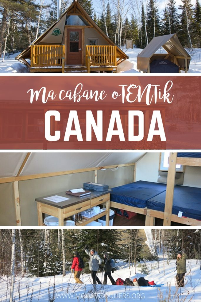 Cabane oTENTim Canada