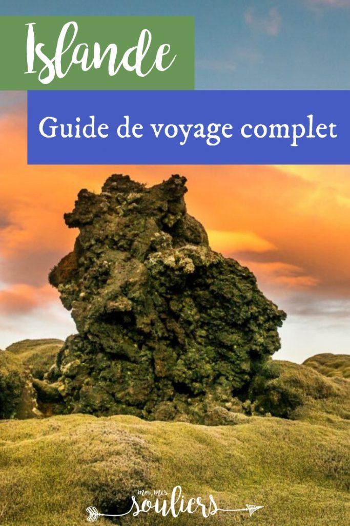Guide complet voyage Islande