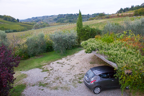 location de voiture en Toscane, Italie
