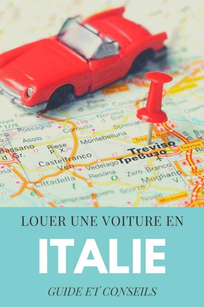 Louer une auto en Italie - Pinterest
