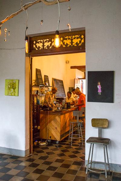Espressionnista Cafe, Granada, Nicaragua
