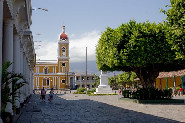La Cathédrale de Granada, Nicaragua