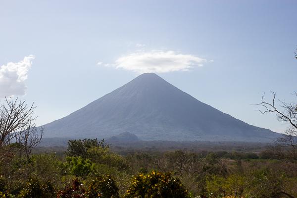 Le volcan Concepcion - El Encanto - Ometepe, Nicaragua