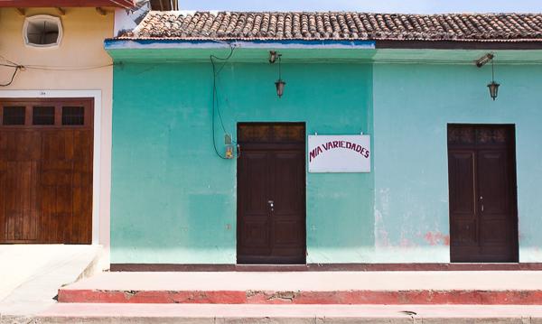 Les rues colorées de Granada, Nicaragua