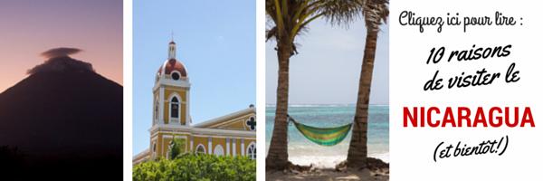 10 raisons de visiter le Nicaragua (et bientôt)