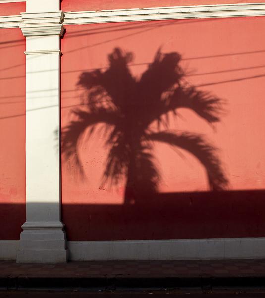 Reflets à Granada, Nicaragua