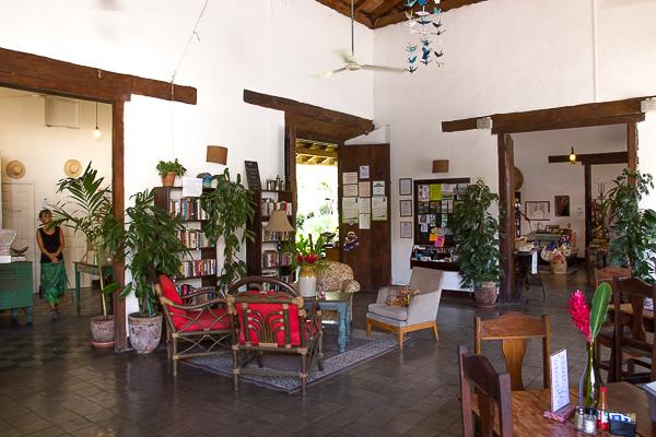 The Garden Café, Granada, Nicaragua