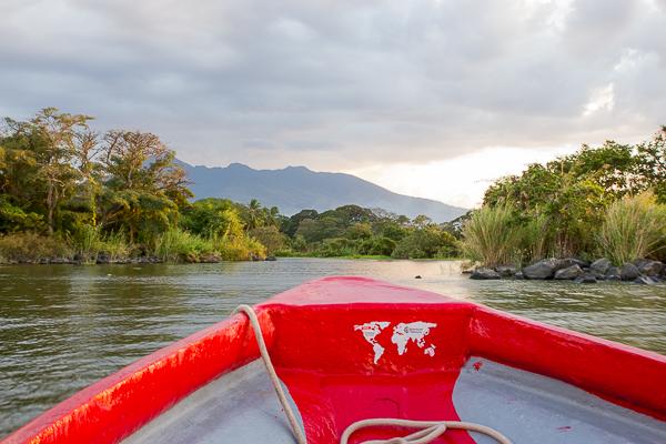 Tour de bateau dans les Isletas, Granada, Nicaragua