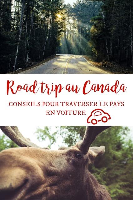 Traverser le Canada en voiture