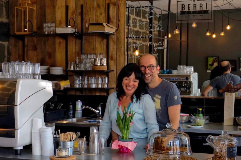 Propriétaires Berri Café Villeray