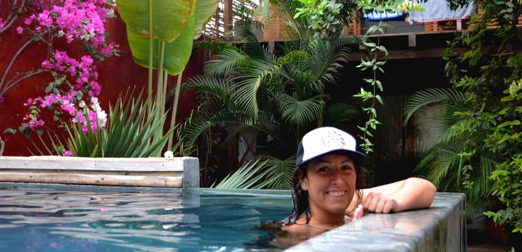 Vanessa Huet - Voyage Pérou