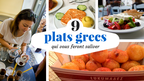 9 plats grecs qui vous feront saliver