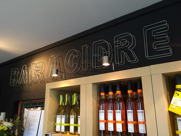 Bar à cidre - Union Libre, cidre & vin