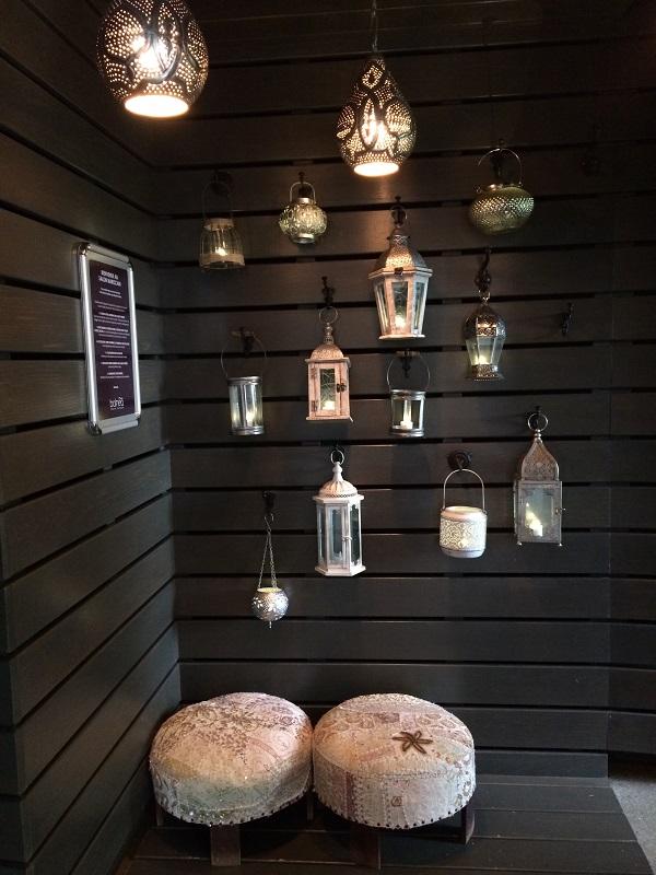 Cantons-de-l'Est - Spa Balnea - salon marocain