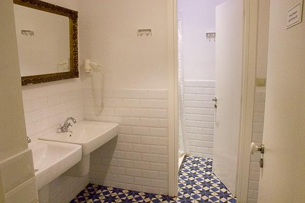 City Circus Athènes Grèce - Salle de bain