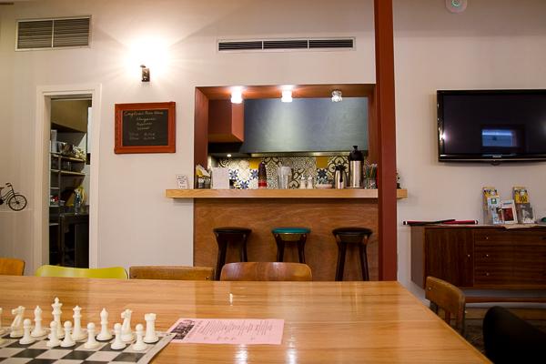 City Circus Athènes Grèce - comptoir bar