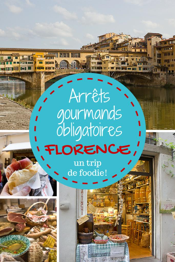 Arrêts gourmands obligatoires à Florence - Un trip de foodie