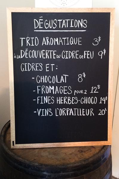 DÉgustations - Union Libre, cidre & vin