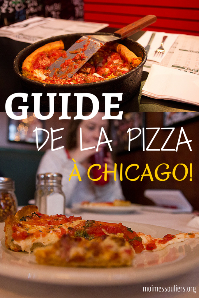 Guide de la pizza à Chicago