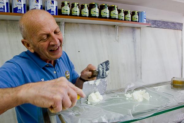 Le roi du feta - Quoi manger à Athènes