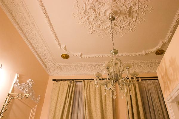 Magna Grecia Athènes Grèce - plafond première chambre