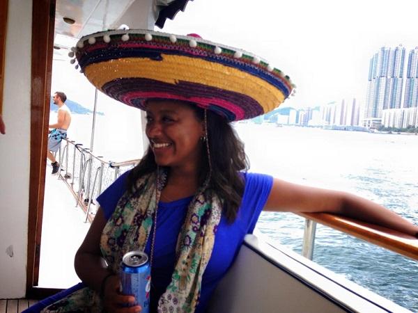 Nomad Junkies - Safia - Chapeau mexicain