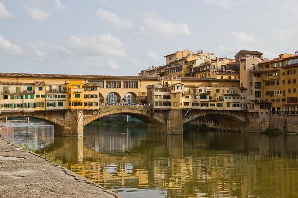 Ponte Vecchio - FLorence, Toscane, Italie