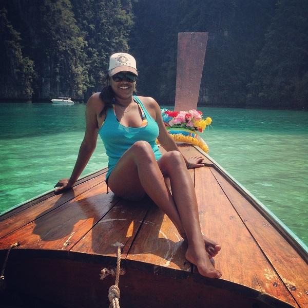 Safia - Nomad Junkies - bateau