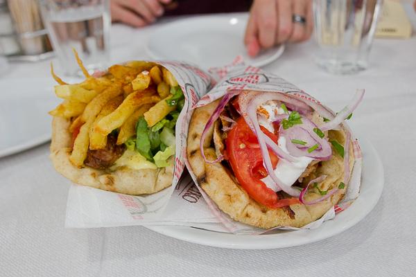 gyro (sandwich)