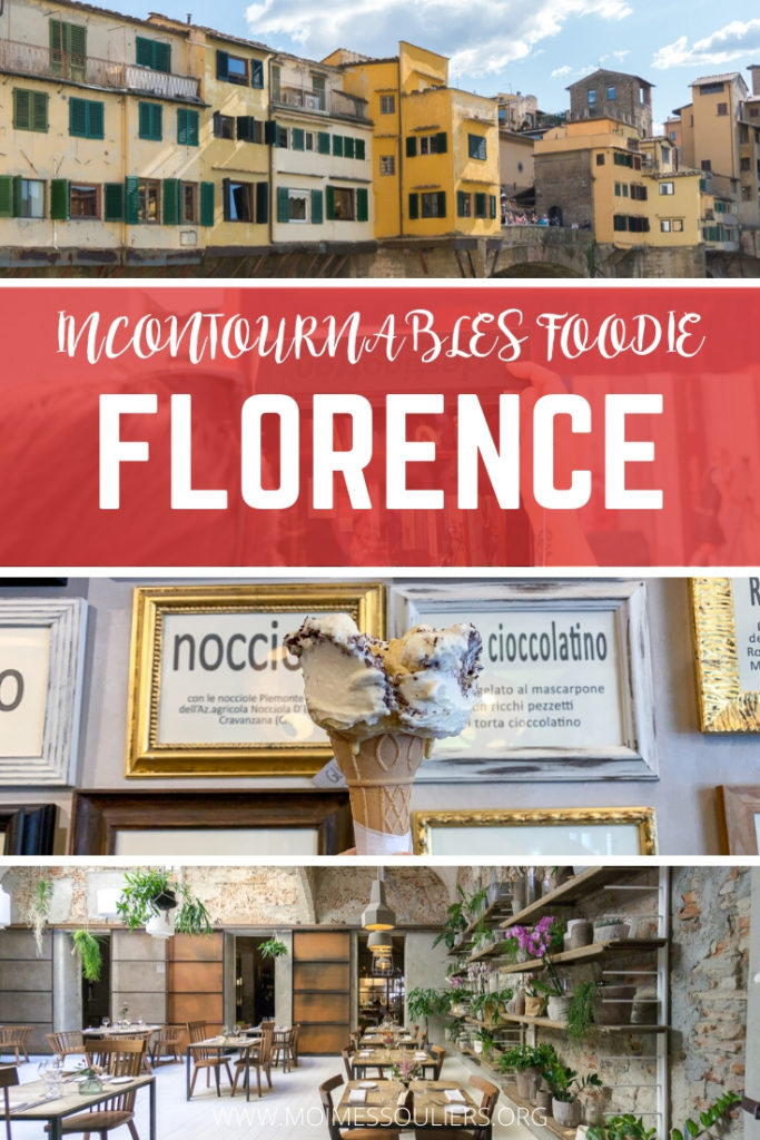 Incontournables foodie à Florence, Toscane, Italie