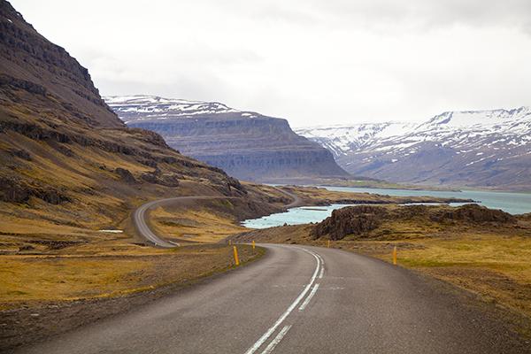 L'Islande en camping-car