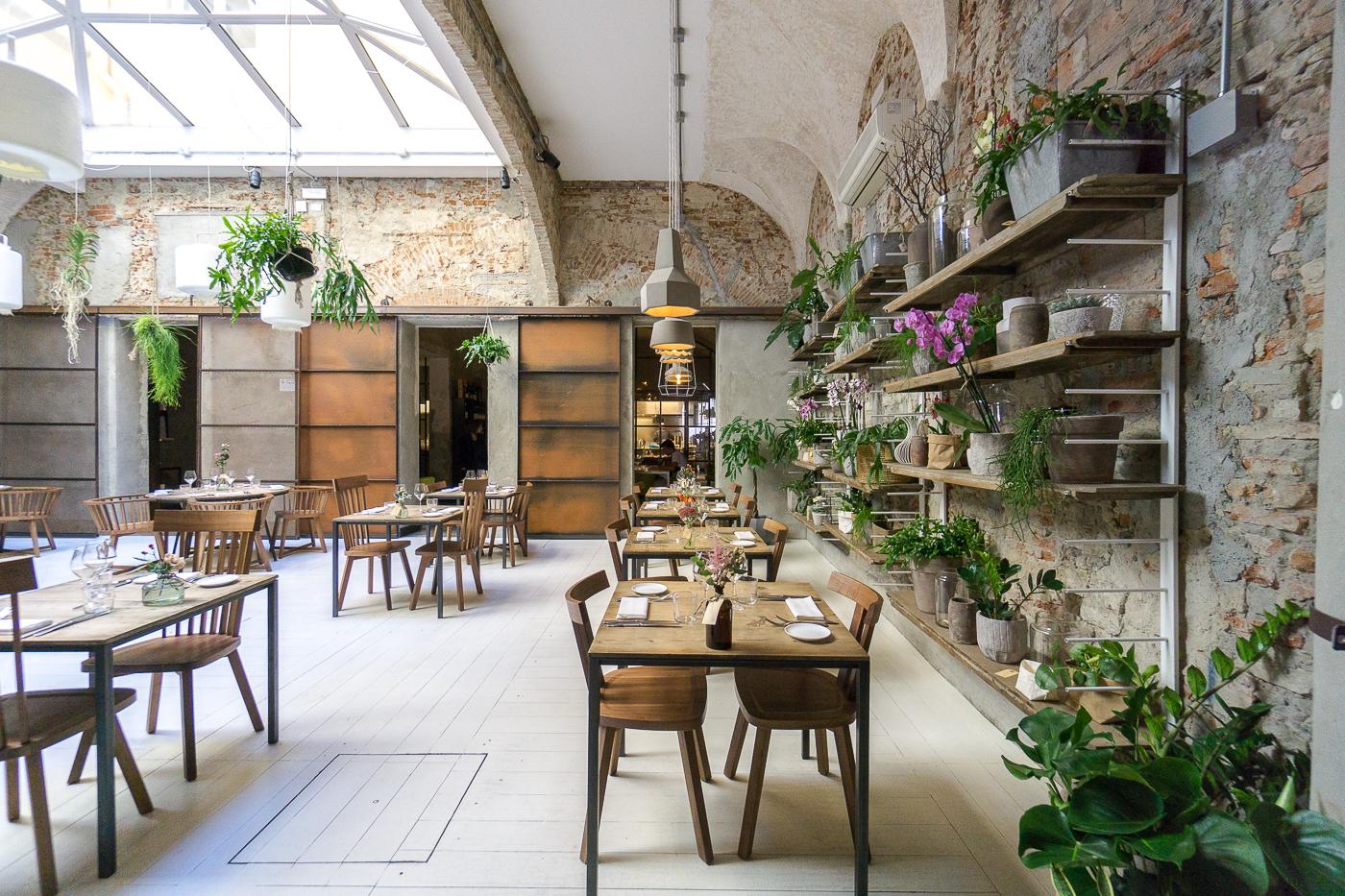 Lieu Instagram à Florence - Café La Ménagère