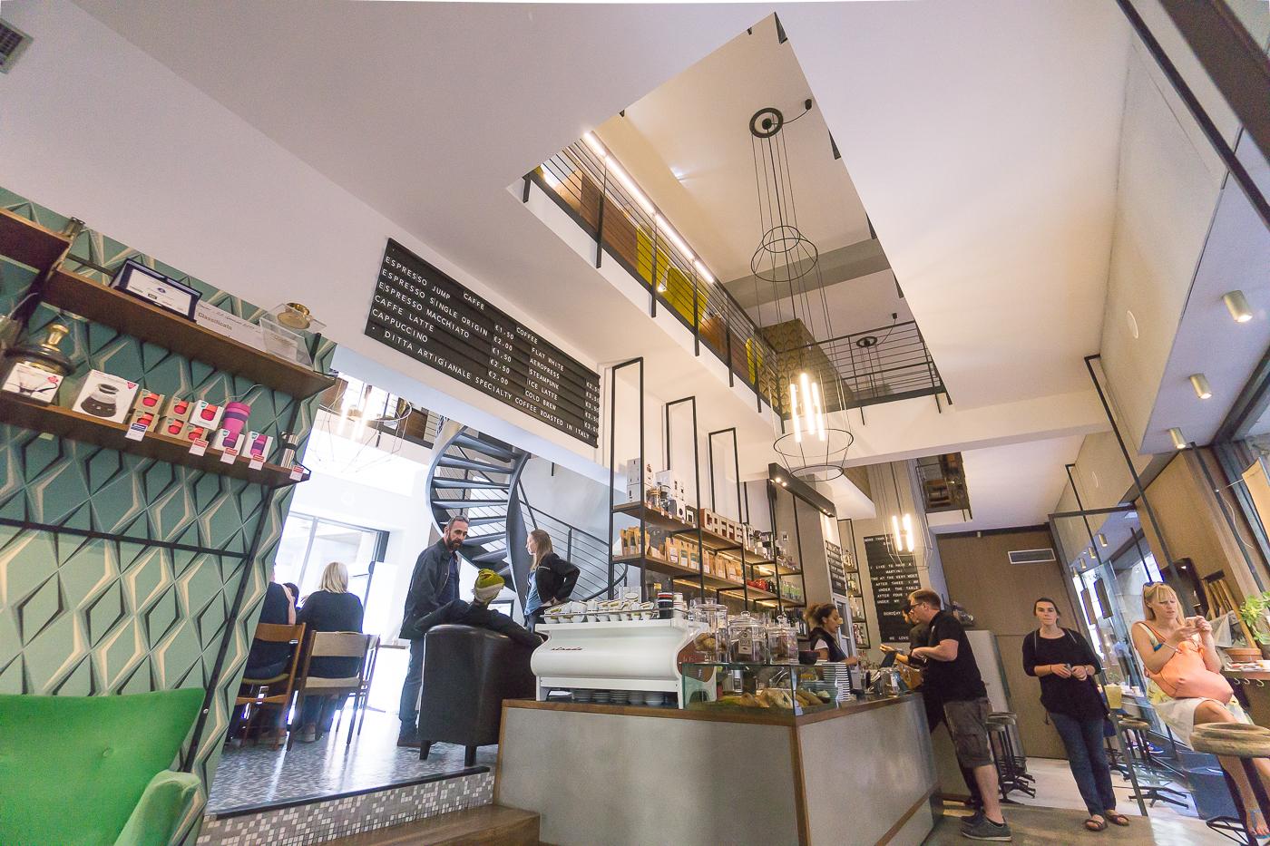 Meilleur café de Florence - Ditta Artigianale de Florence