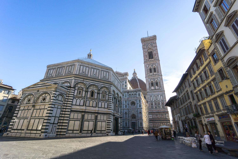 Piazza del Duomo - Incontournables à visiter à Florence