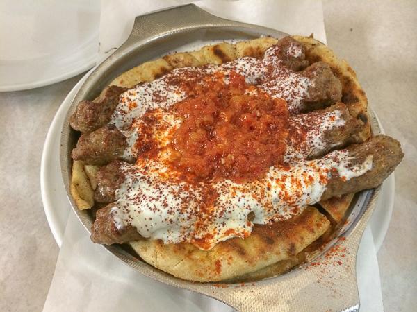 souvlaki - quoi manger en Grèce