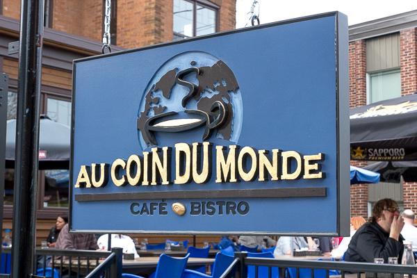 Au coin du monde café bistro - Montmagny - Chaudière-Appalaches