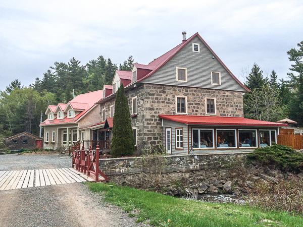 Auberge des Glacis - Chaudière-Appalaches