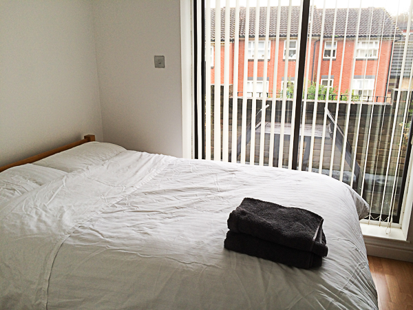 Chambre 2 AirBNB Londres