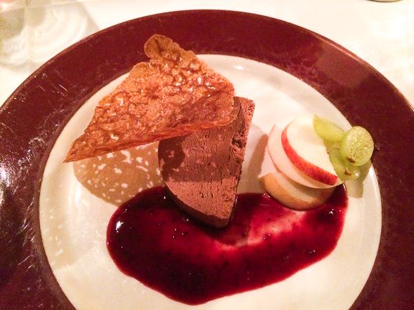 Dessert - Auberge des Glacis - Chaudière-Appalaches