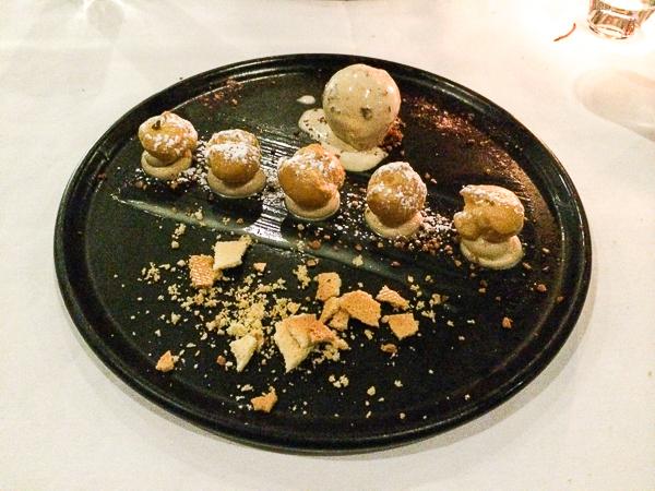 Dessert - Le Greg - La Cache à Maxime - Chaudière-Appalaches