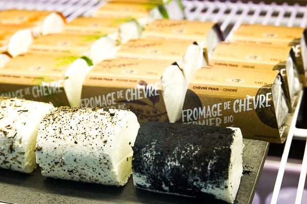 Fromage de Cassis et Mélisse - Chaudière-Appalaches