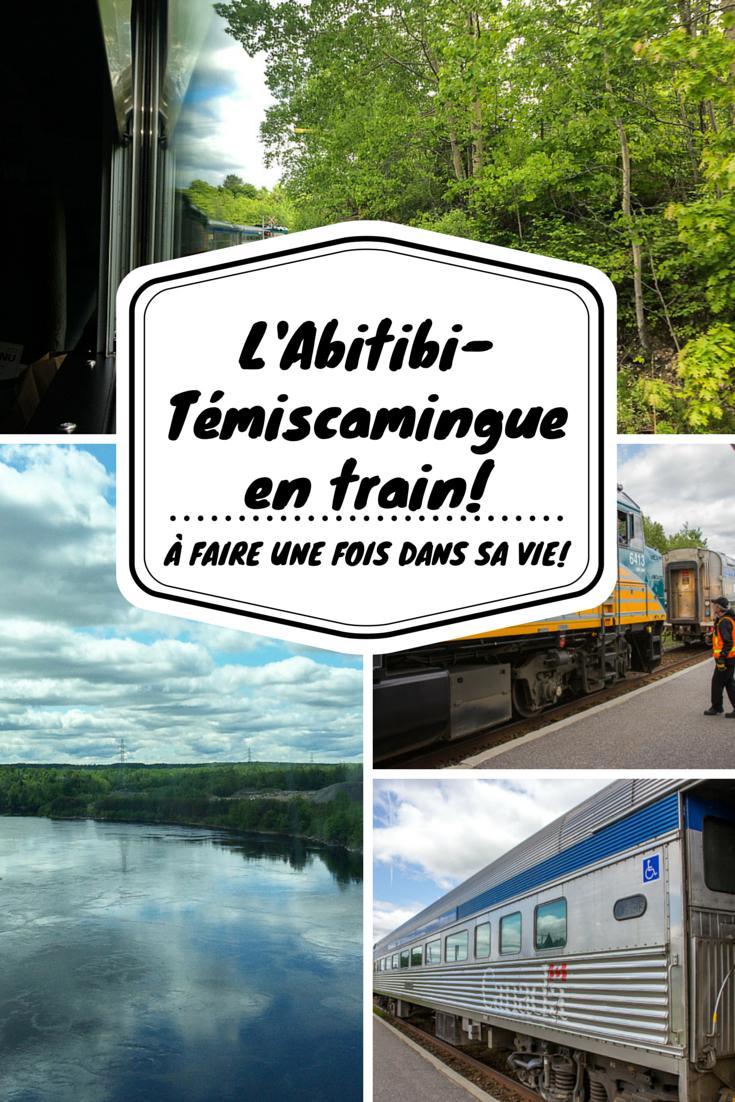 L'Abitibi-Témiscamingue