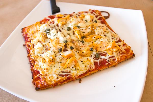 Pizza Bleu Citron - Chaudière-Appalaches