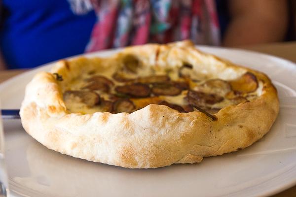 Pizza-tarte - Bleu Citron - Chaudière-Appalaches