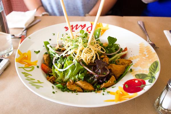 Salade Bleu Citron - Chaudière-Appalaches
