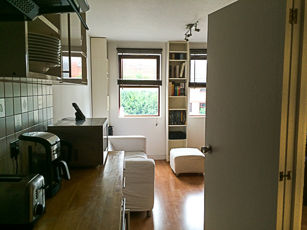 Salon AirBNB Londres